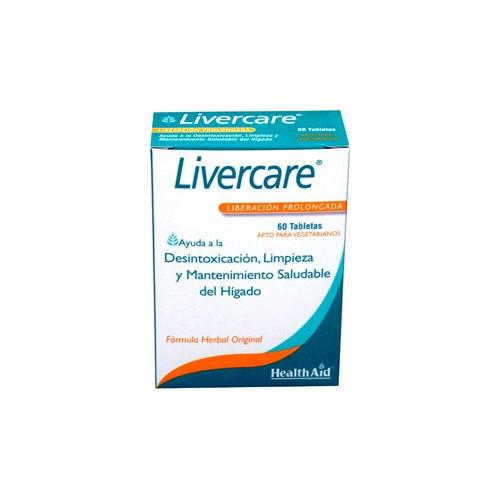 LIVERCARE 60 COMP NUTRINAT