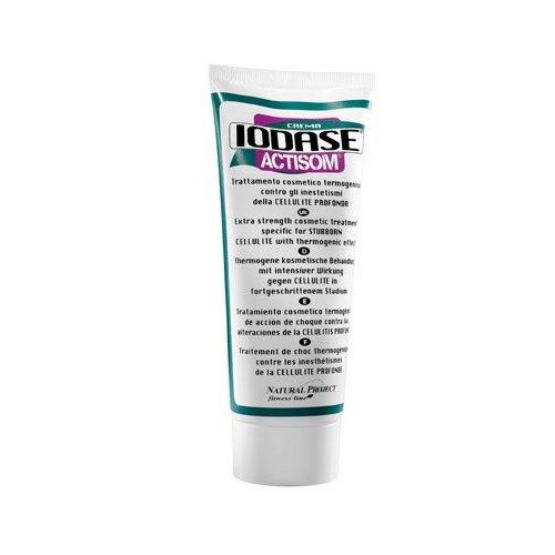 IODASE ACTISOM CREMA 200 ML ANTICELULIT NATURAL PROJECT