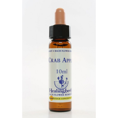 E.F. CRAB APPLE 10 ML HEALING HERBS