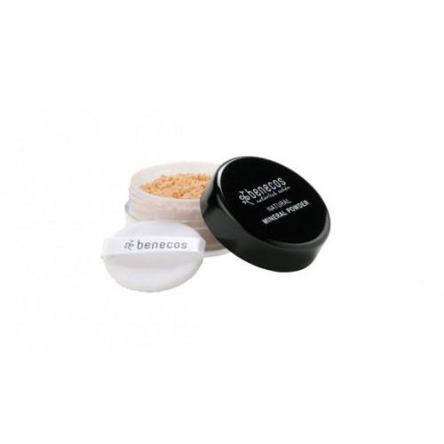 NAETURA MAQUILLAJE MINERAL POLVO LIGHT SAND