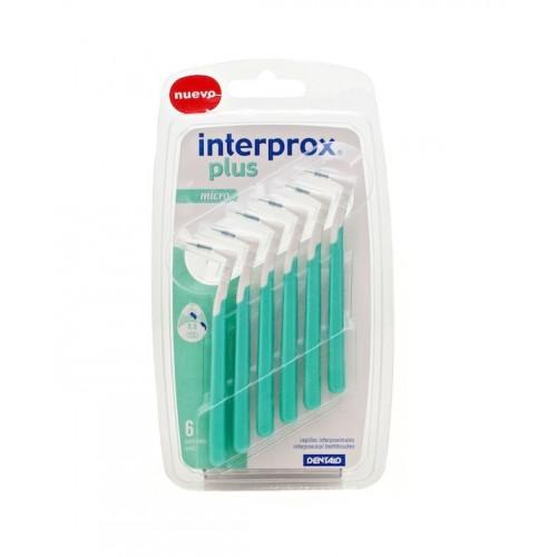 CEPILLO INTERPROX PLU MICR 6 U