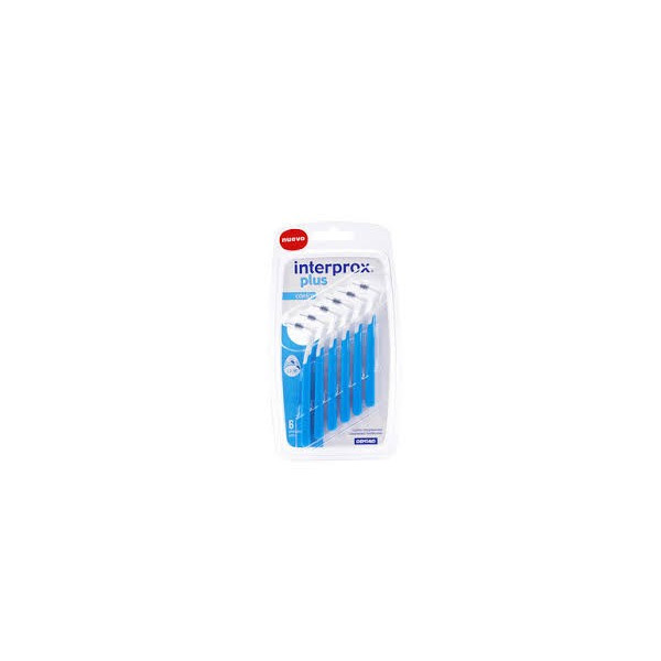 CEPILLO INTERPROX PLUS CONICO 6U - Farmacia Coliseum 16a2de3b5c70
