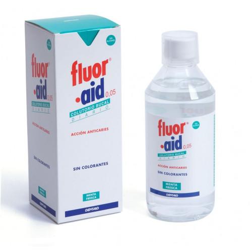 FLUOR AID 0,05 COLUT DIARIO 500 ML