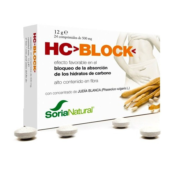 HC BLOCK 24 COMP SORIA NATURAL