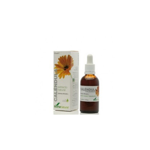 CALENDULA EXTRACTO 50 CC. SORIA NATURAL