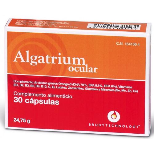 ALGATRIUM OCULAR 30 PERLAS BRUDY