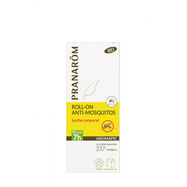 AROMAPIC ANTIMOSQUITOS ROLL ON BIO 75 CC PRANAROM