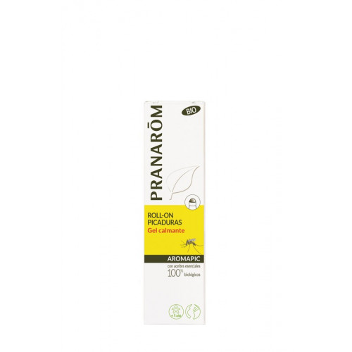 AROMAPIC GEL CALMANTE BIO ROLL ON 15 CC PRANAROM