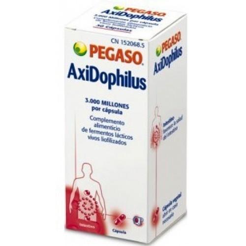 AXIDOPHILUS 30 CAPS PEGASO