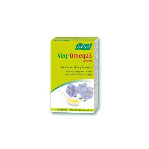 OMEGA 3 COMPLEX VEGETAL 30 CAP BIOFORCE