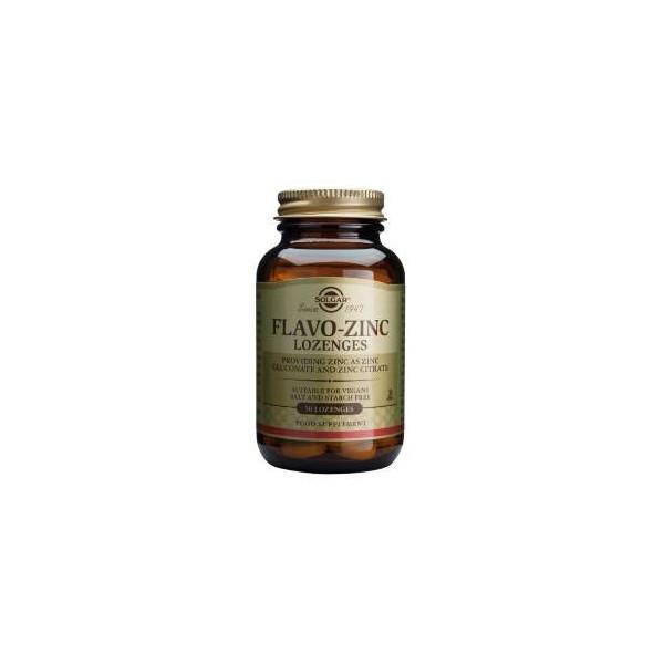 FLAVOZINC 50 COMP MAST SOLGAR