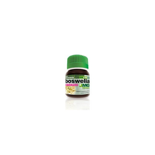 BOSWELLIA 400 MG 30 COMP MGDOSE SORIA NATURAL