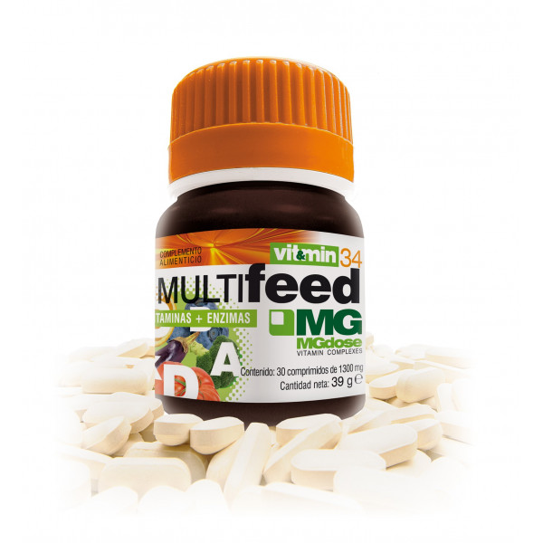 MULTIFEED 30 COMP MGDOSE GALAVIT