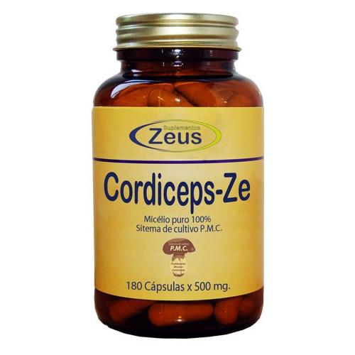 CORDICEPS-ZE 180 CAP 500MG.ZEUS