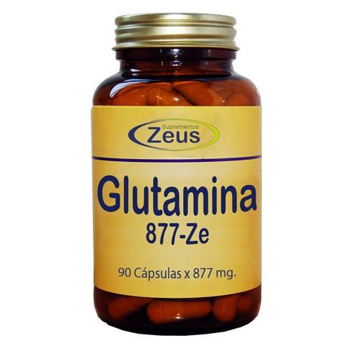 GLUTAMINA-ZE 877 90 CAP.ZEUS