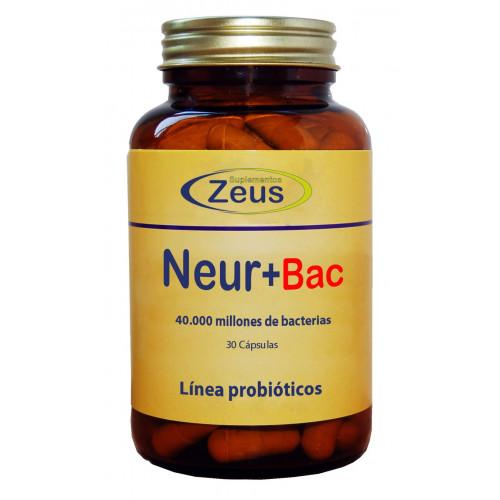 NEURO BAC 30 CAP ZEUS