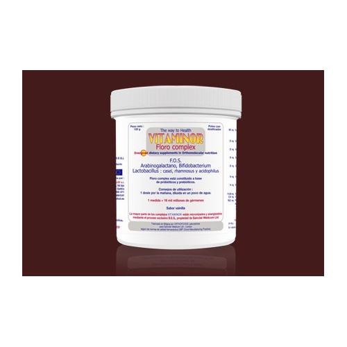 FLOROCOMPLEX (BIFIDOFLORO) 120G ORTHOCOMPLEXE