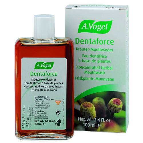DENTAFORCE ELIXIR BUCAL 100 CC BIOFORCE