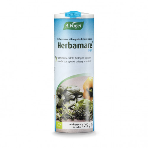 HERBAMARE DIET (SAL SIN SODIO) 125 G BIOFORCE