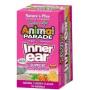 ANIMAL PARADE INNER EAR CON S. SALIVARIUS 90 COMP MASTICABLES NATURE'S PLUS