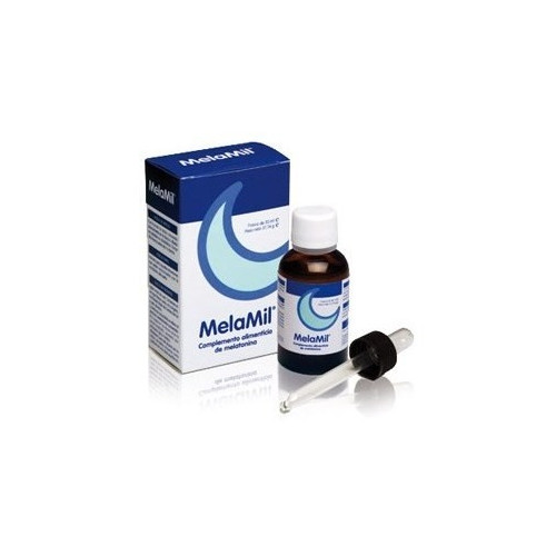 MELAMIL 30 ML. (1 MG MELATONINA/ 4 GOTAS) MILTE