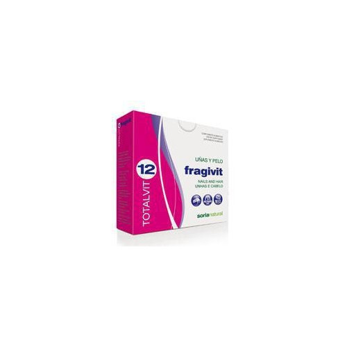 TOTALVIT 12 FRAGIVIT 28 COMP SORIA NATURAL