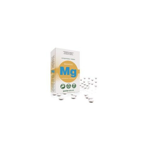 MAGNESIO 187,5 MG 30 COMP RETARD SORIA NATURAL