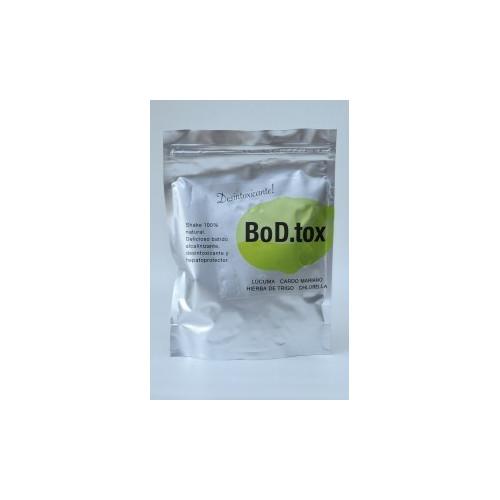 BO D TOX SHAKE 225GR (LUCUMA,CARDO,TRIGO,CHLORELLA) ENERGY FRUITS
