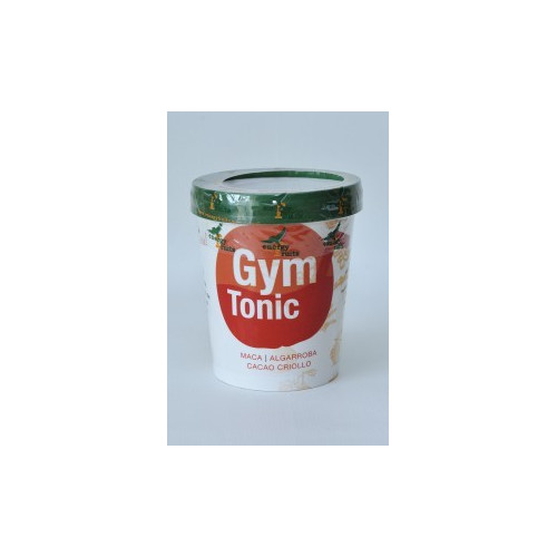 GYM TONIC SHAKE 300GR (MACA,MESQ,ALGAR,CACAO,STEVIA) ENERGY FRUITS