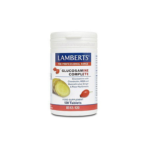 GLUCOSAMINA COMPLETA 120 COMP LAMBERTS