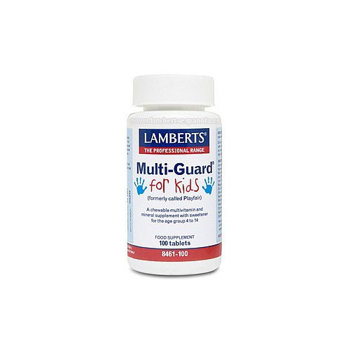 MULTI GUARD FOR KIDS 100 COMP LAMBERTS