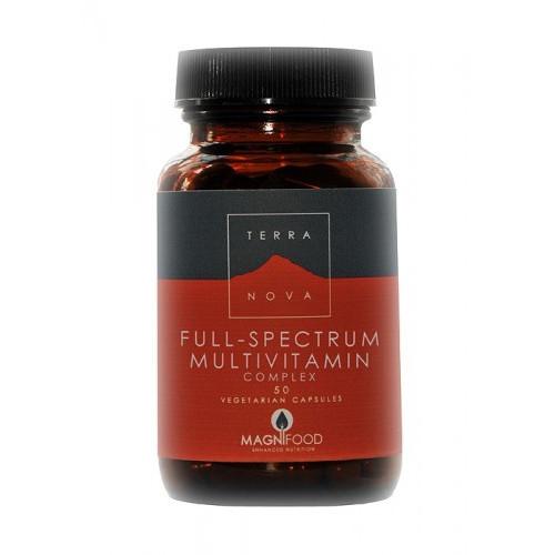 MULTINUTRIENTE COMPLETO (FULLSPECTRUM)50VCAP TERRANOVA NUTRINAT