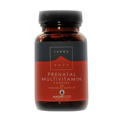 MULTINUTRIENTE PRENATAL 100CAPS TERRANOVA NUTRINAT