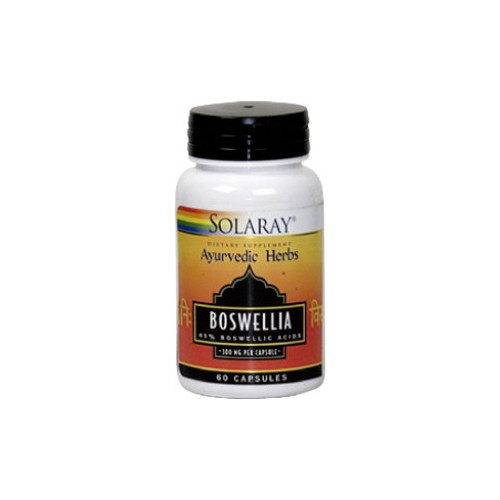 BOSWELIA 300 MG 60 CAP SOLARAY