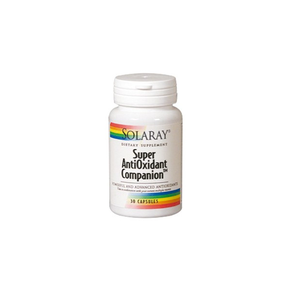 SUPERANTIOXIDANT COMPANION 30 CAP SOLARAY
