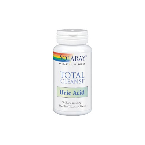 TOTAL CLEANSE URIC ACID 60 CAP SOLARAY