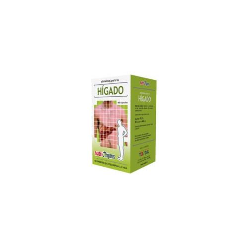 NUTRIORGANS HEPATIMAX 20 AMP TONGIL