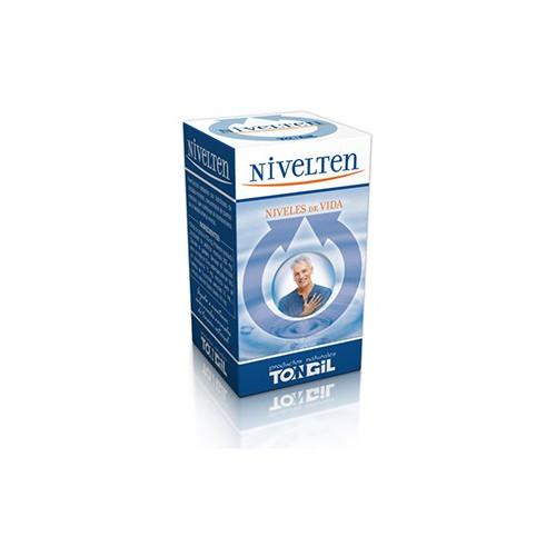 NIVELTEN 40 CAPS TONGIL