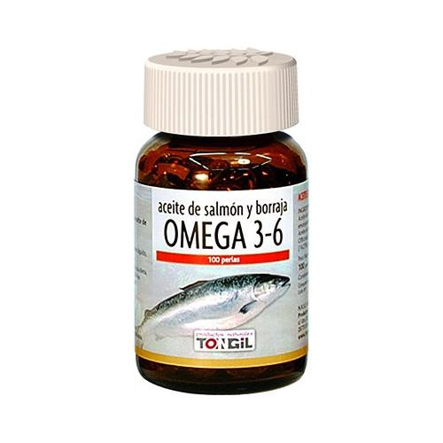 OMEGA 3+6 100 PERLAS TONGIL