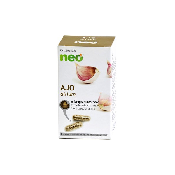 AJO (ALL) MICROGRANULOS 45CAP. NEO PHO