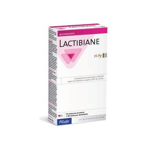 LACTIBIANE HPY 14 CAPS BLANCAS 28 CAPS MARRONES PILEJE