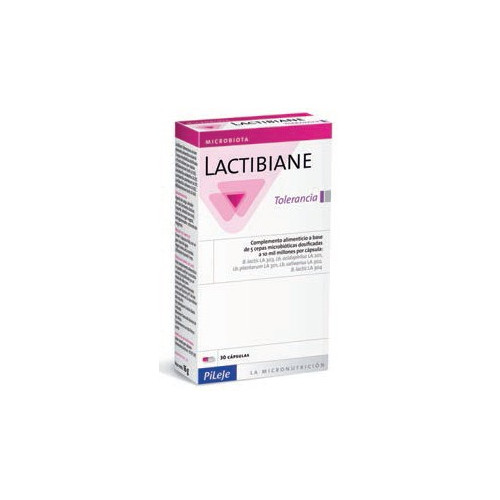 LACTIBIANE TOLERANCE 30 CAP PILEJE
