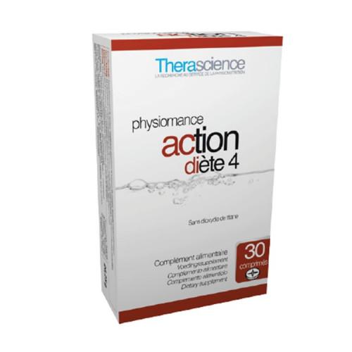 ACCION DIETA 4 30 COMP PHYSIOMANCE THERASCIENCE