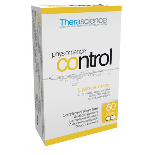 CONTROL 60 CAP PHYSIOMANCE THERASCIENCE