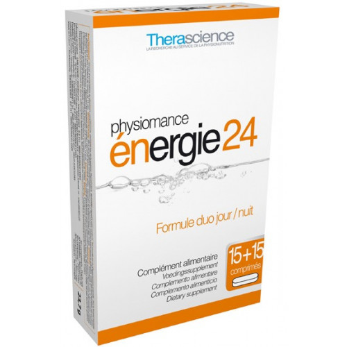 ENERGIE 24 15+15 COMP PHYSIOMANCE THERASCIENCE