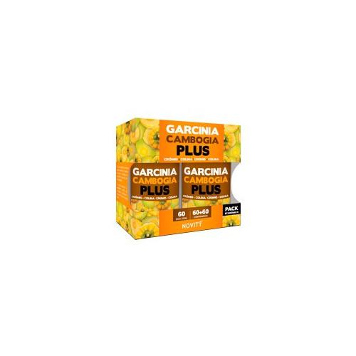 GARCINIA CAMBOGIA PLUS PACK ECONOMICO 60