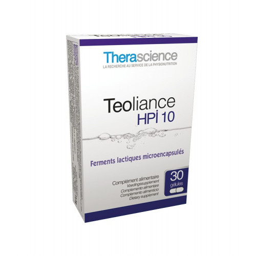 TEOLIANCE HPI 10 BILLONES 30 CAP PHYSIOMANCE THERASCIENCE