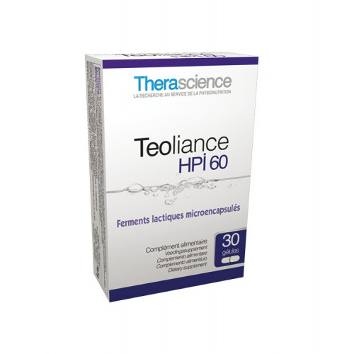 TEOLIANCE HPI 60 BILLONES 30 CAP PHYSIOMANCE THERASCIENCE