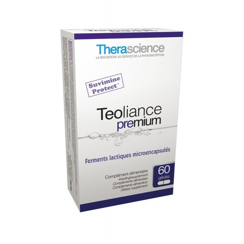 TEOLIANCE PREMIUM 30 CAP PHYSIOMANCE THERASCIENCE