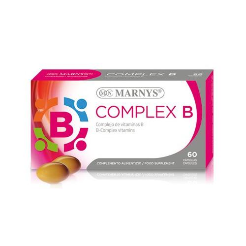 COMPLEX B 60 CAP MARNYS